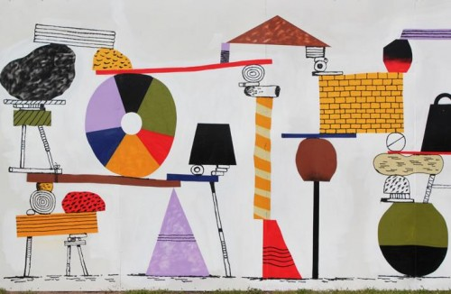Ekta Mural Detail1