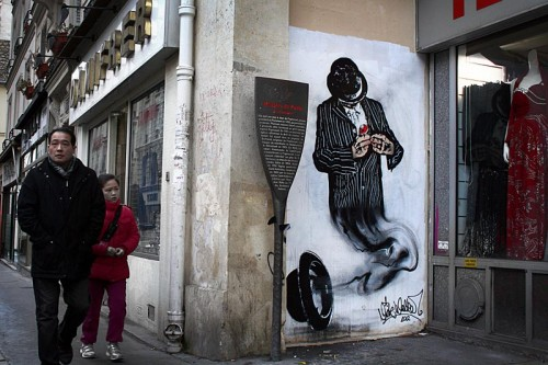 Nick Walker - Vandal Genie (Paris)