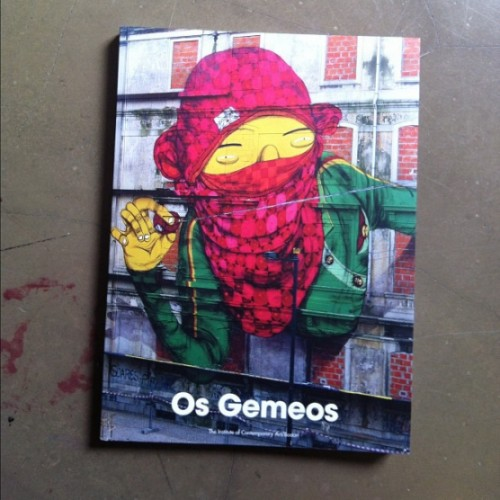 os gemeos book