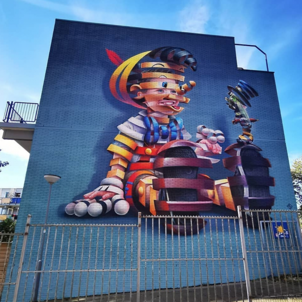 Super A in Rotterdam