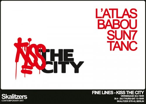 Kiss the City_Skalitzers
