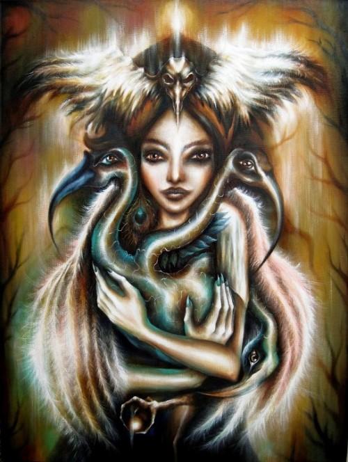 Valentina Brostean - Sorcerer