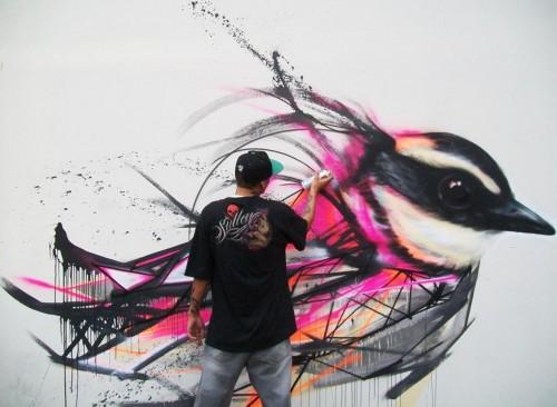 L7M sao paulo brazil global street art