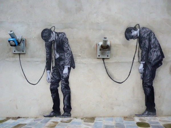 Street-Art-by-Levalet-in-Paris-France-143546