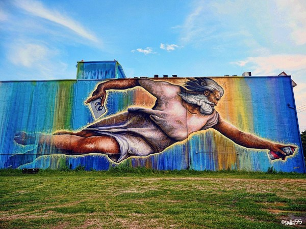 Preservons-La-Creation-Street-Art-by-Sebastien-Mr.-D-Boileau-in-San-Jacinto-Street-Houston-Texas