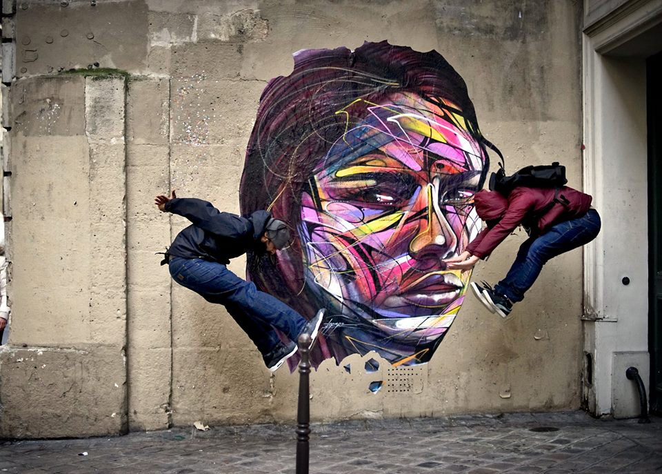 Hopare in PAris